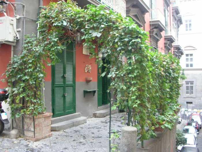Las calles de Nápoles