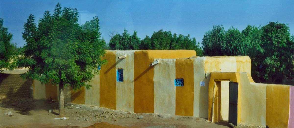 "A Mali en ""fregoneta"" (De Madrid a Nouakchott)"