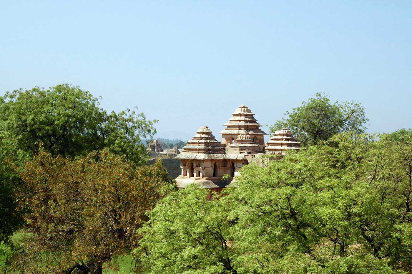 Hampi, la capital del imperio Vijayanagara