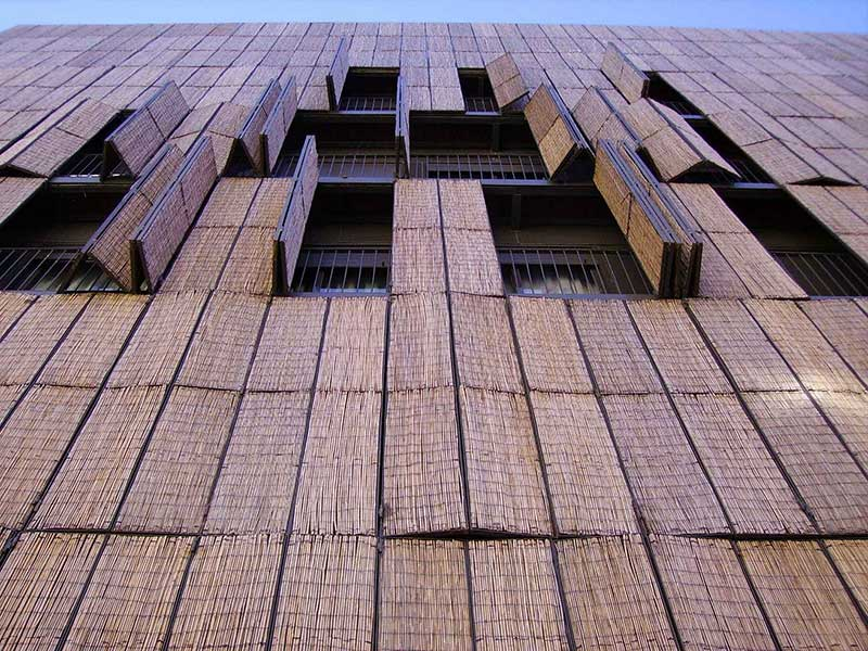 Una Casa de Bambú en Madrid