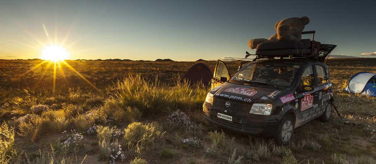 Mongol Rally, la aventura en estado puro