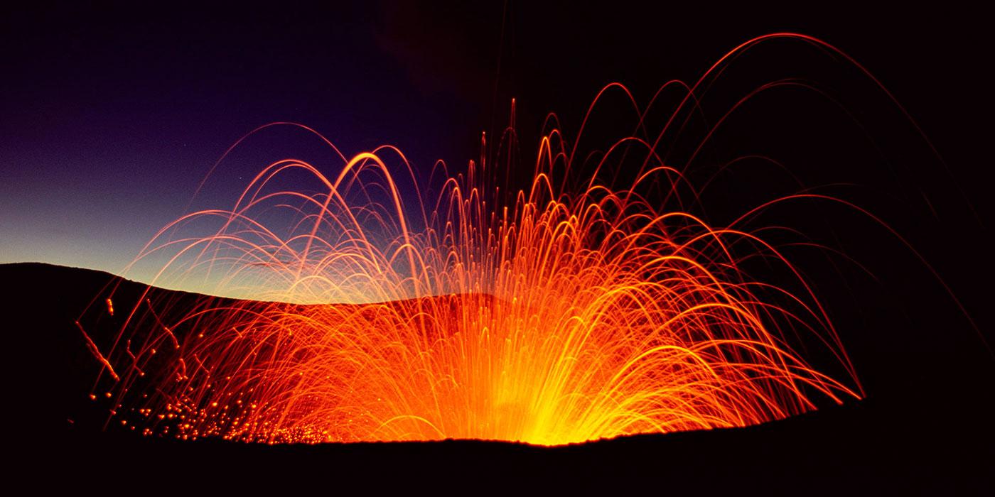 El volcán más accesible del mundo