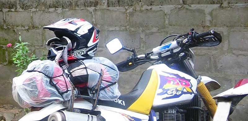 Equipaje moto