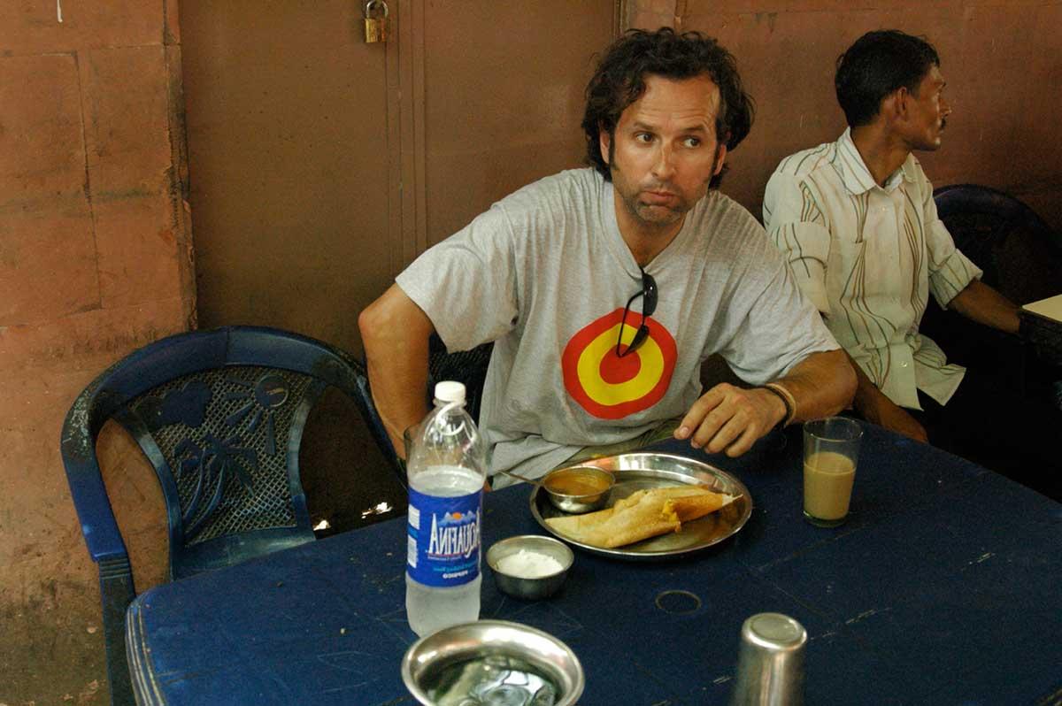 Algo más que un desayuno en la India
