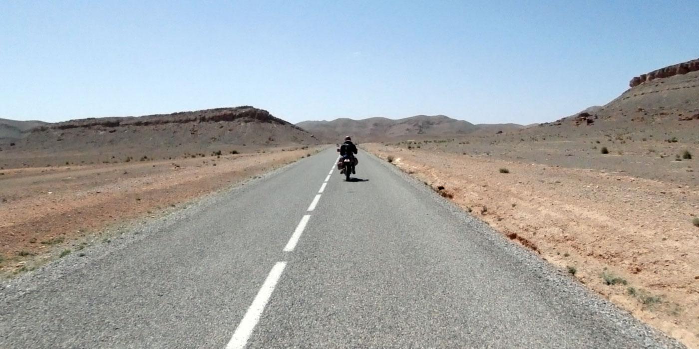 Día 3, de Essaouira a Tan Tan playa