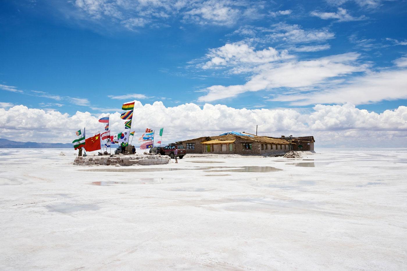 Viaje por Perú y Bolivia; El espíritu de los Andes