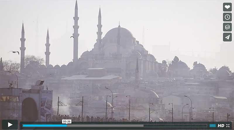 Memorias de Estambul
