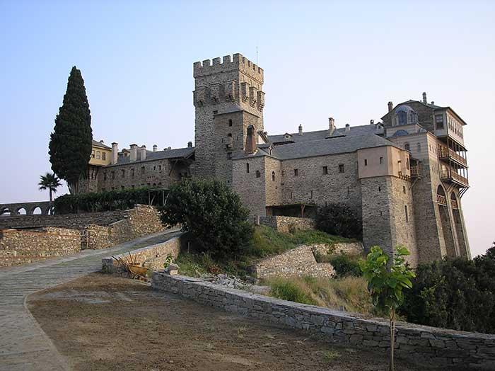 Monasterio de Stavronikita