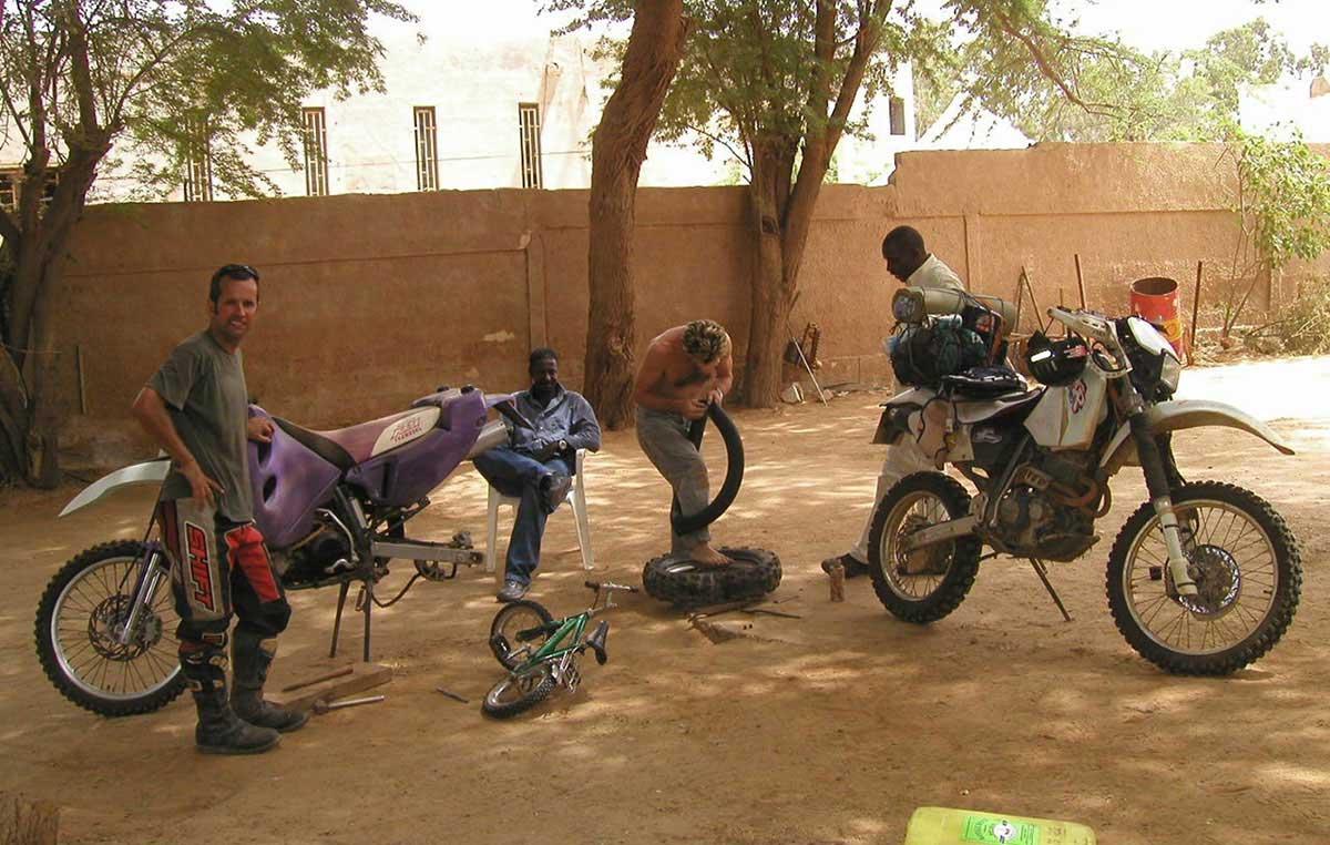 Día 11, Estancia en Nouakchott para reponer fuerzas