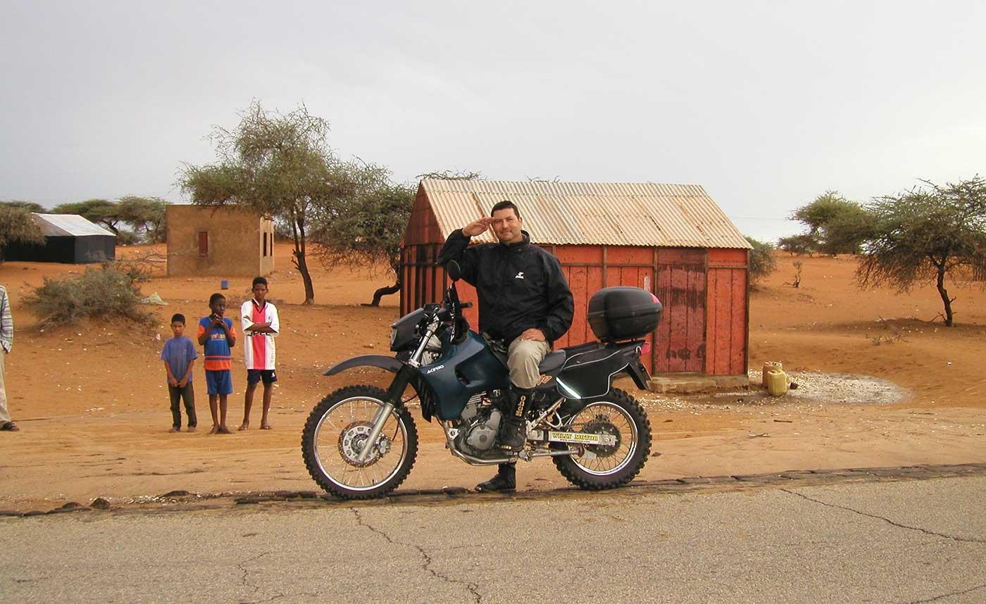 Día 12, De Nouakchott a Saint Louis
