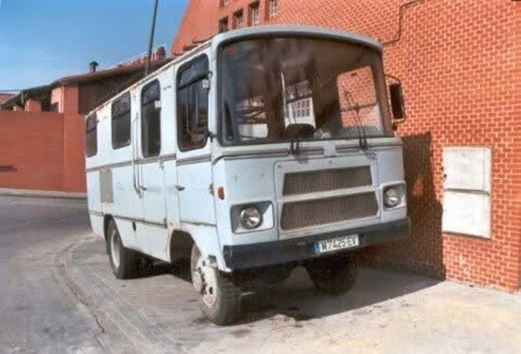 Vídeo del viaje a Mali en autobús