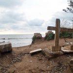 cementerio abandonado de Masachapa