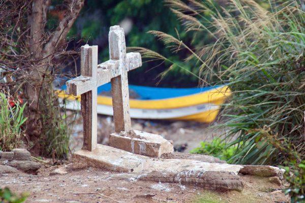 Tumbas cementerio masachapa