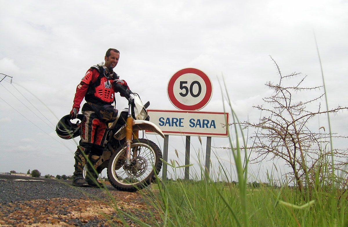 Día 25, pasamos de Senegal a Mauritania por Rosso