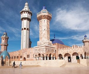 Gran mezquita de Touba