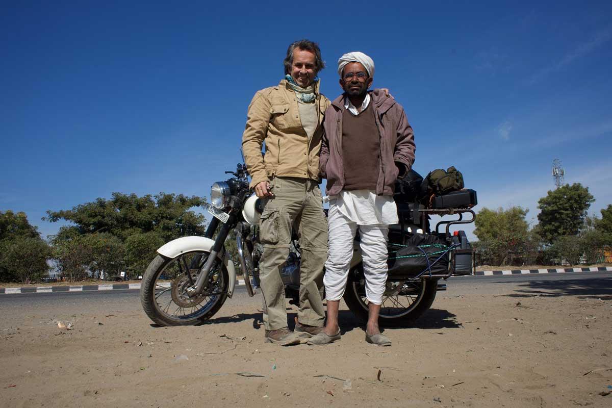 Conducir por la India