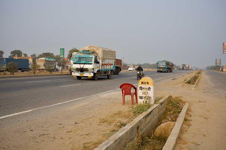 autovía India