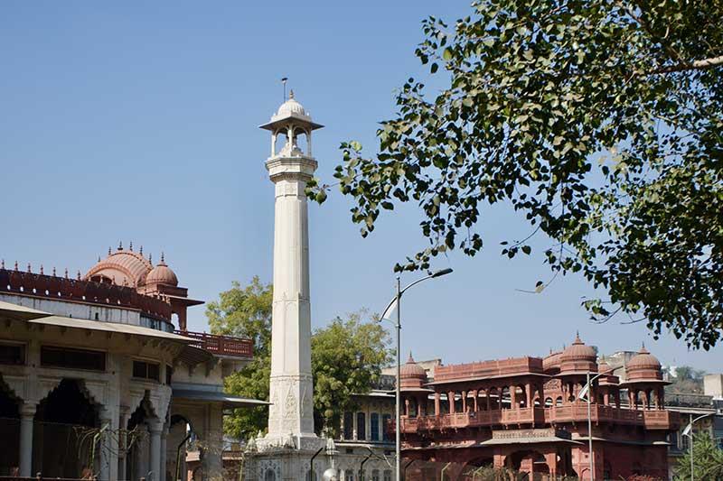 Soniji Ki Nasiyan templo jainista en Ajmer