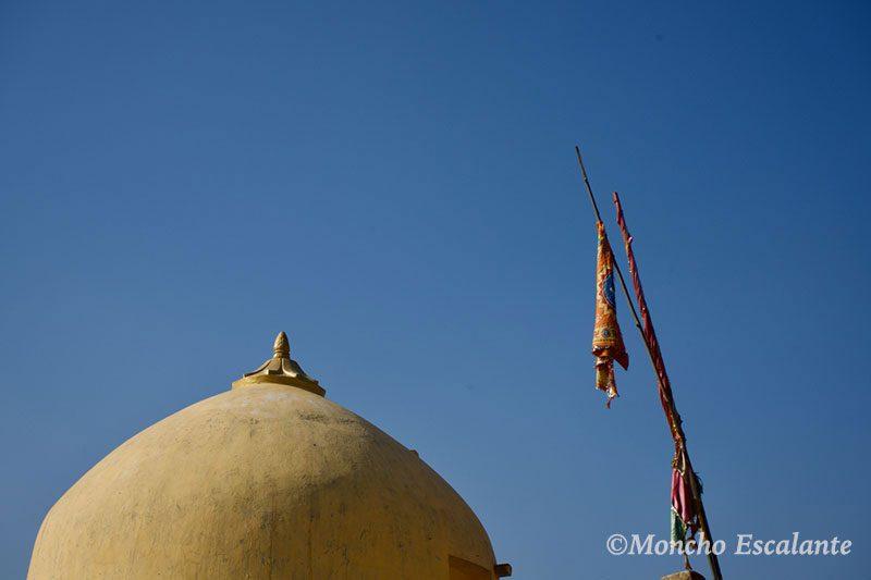 cúpula templo Ajanpay